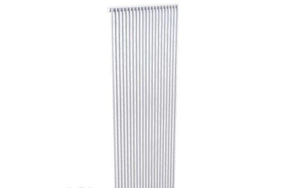 Вертикальный дизайн-радиатор Zehnder Kleo KLV-150/020
