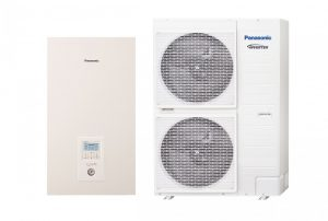 Panasonic AQUAREA KIT-WXC12H6E5. Серия T-CAP / Bi-Bloc