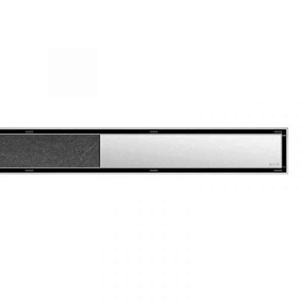 """Решетка для трапа ACO ShowerDrain E """"Твист"""" 1200 мм (9010.76.86)"""