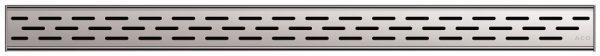 "Решетка для трапа ACO ShowerDrain C ""Линия"" 785 мм (408586)"