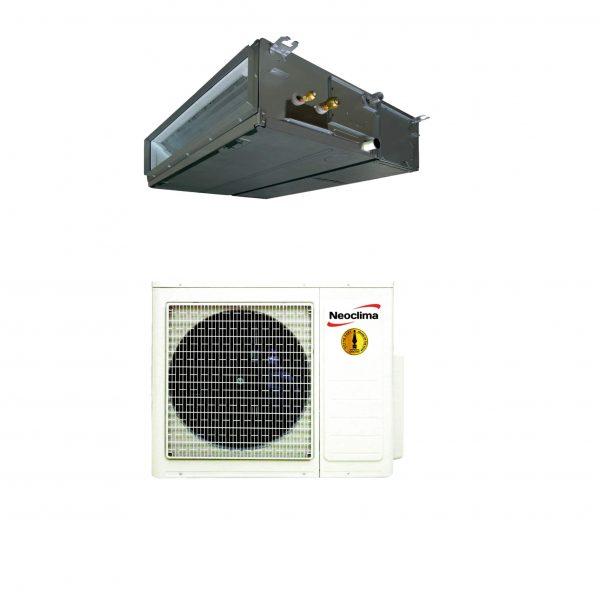 Канальный кондиционер Neoclima ERP NDS24AH1me/NU24AH1e