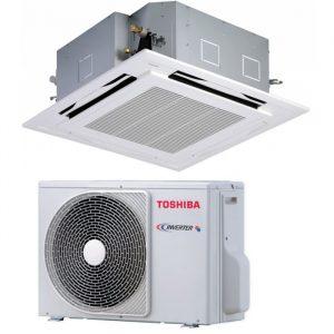 Кондиционер кассетного типа Toshiba RAV-SM564UT(P)-E/RAV-SM564AT(P)-E